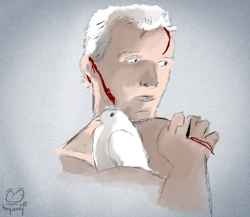 Roy Batty - Nexus 6 - Blade Runner Rutger Hauer
