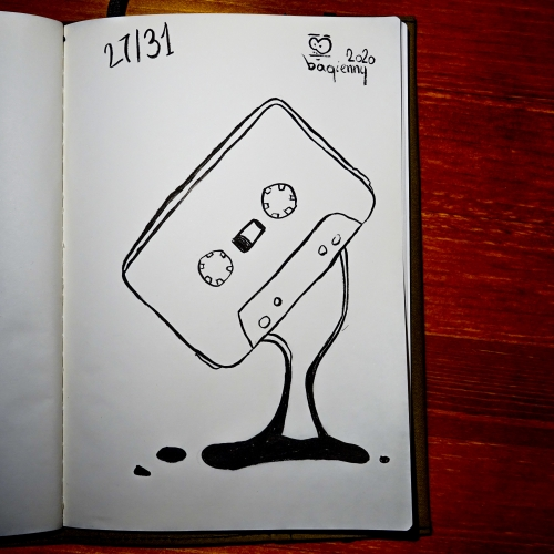 #inktober 27 #music (picture 2274)